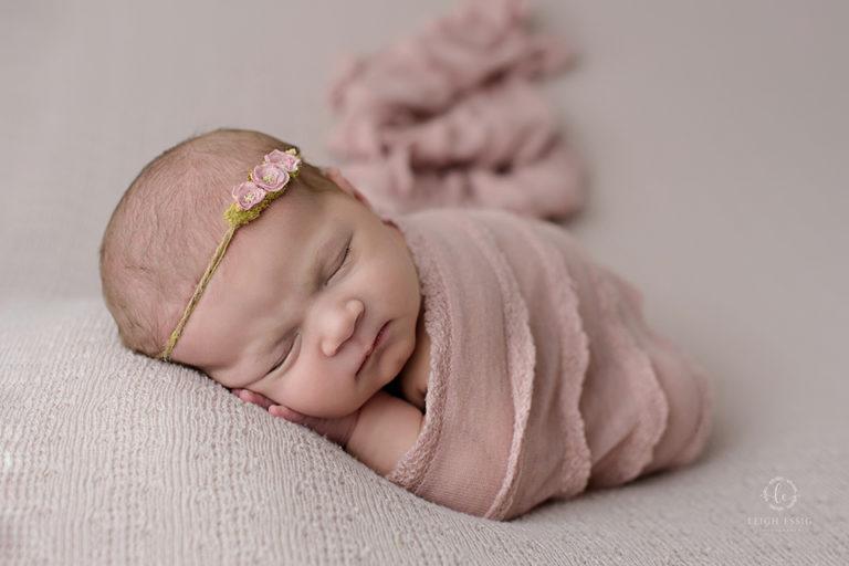 Kathleen's Newborn Studio Portraits