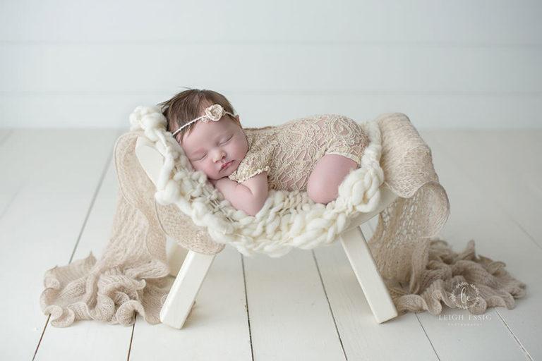 Leah's Newborn Session
