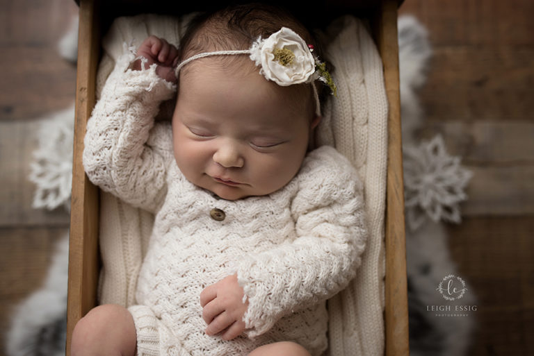 Brooke's Newborn Session