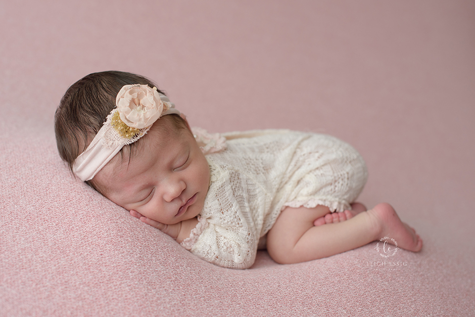 Camryn's Newborn Session