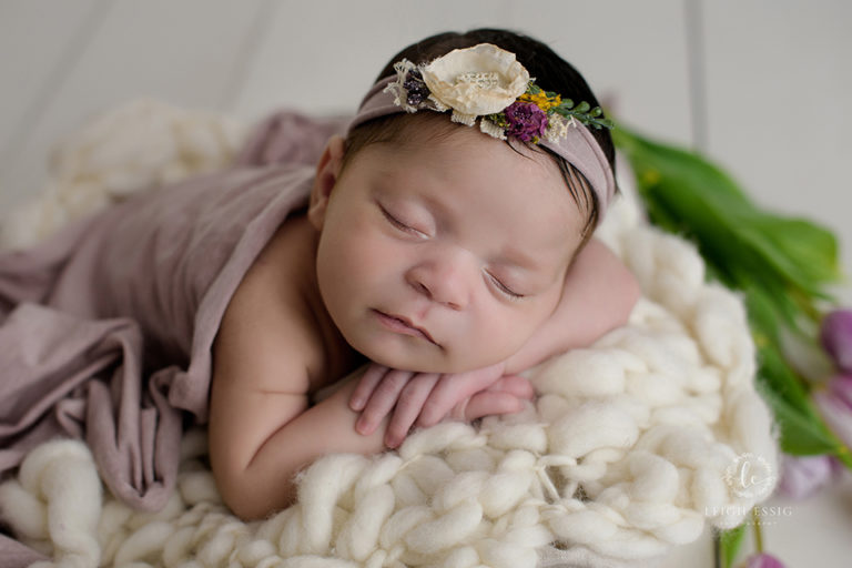 Emory's Newborn Session