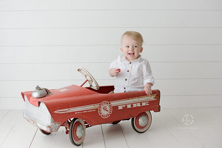 Brecken's One Year Milestone ~ Child Photographer SC